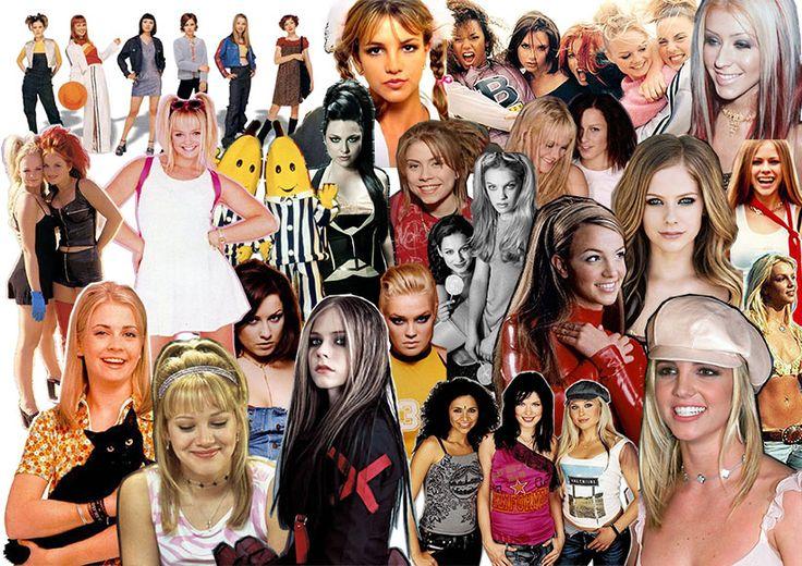 THE FASHION SUNDAE: Nostalgia #90s #00s