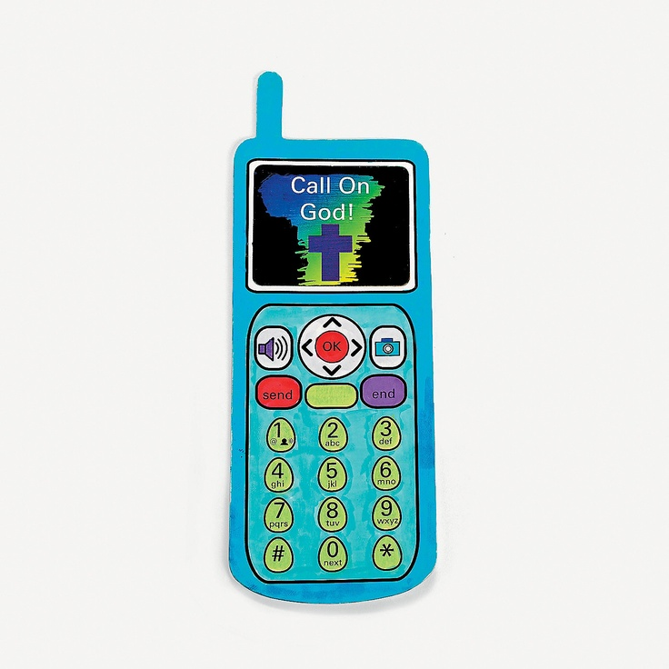 Color Your Own Cell Phone Magic Scratch - OrientalTrading.com
