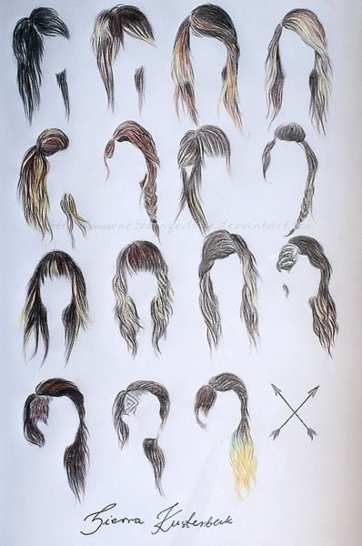 That cool hipster you see walking down the street who you really want to be like but don't want to be a poser so you choose one of these hairstyles to truly become one of those cool hipsters: Hair Ideas, Drawings, Hairstyles, Hair Styles, Makeup, Hair Cut, Art, Beauty, Haircut