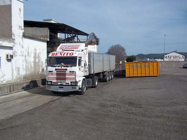 MIL ANUNCIOS.COM Scania 143. Compra venta de camiones