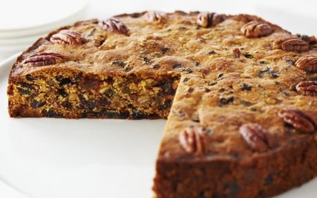 Classic Fruitcake Recipe by Anna Olson
