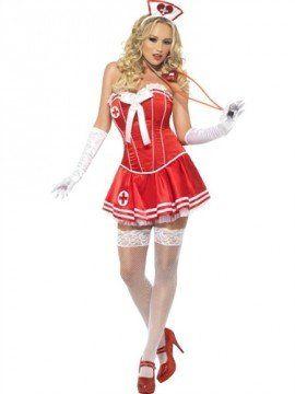 Fever Boutique Nurse Costume