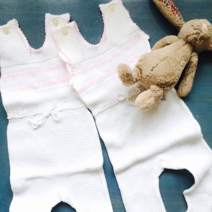 Twins? Best friends? Just wanting two of everything? Two identical pretty vintage baby rompers listed💞