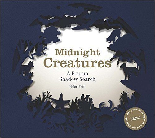 Midnight Creatures: A Pop-up Shadow Search: Helen Friel: 9781780678221: AmazonSmile: Books