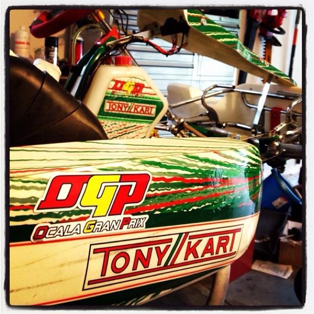 My Tony Kart