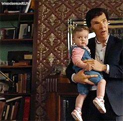 [GIF] SHERLOCK S4 E3: The Final Problem. Benedict Cumberbatch.