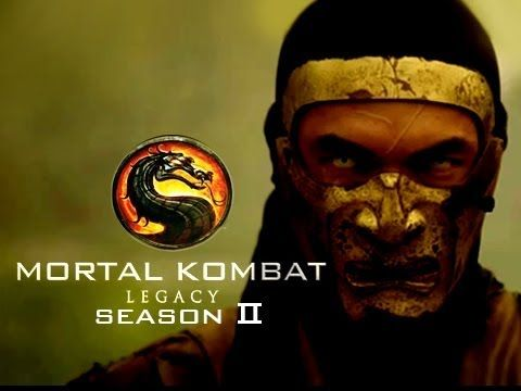 Mortal Kombat: Legacy Seasons 1 & 2 - Click for trailer (playlist)
