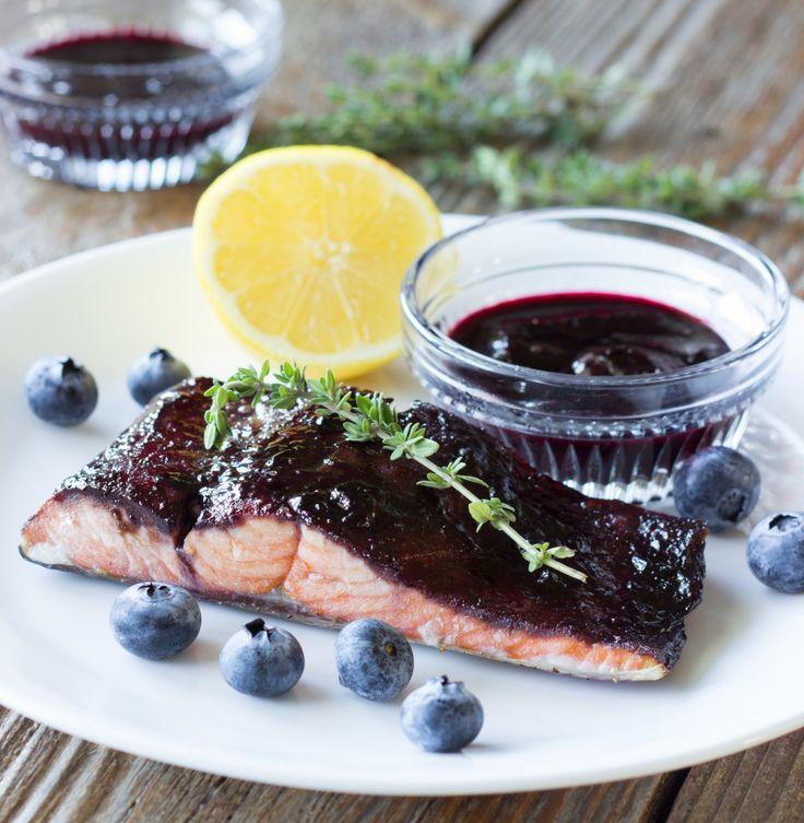 Scallops In Berry Glaze Recipe — Dishmaps