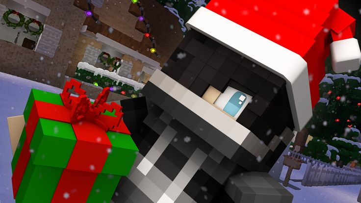 How The Zane Stole Christmas | Minecraft MyStreet [Ep.11 Minecraft Roleplay] #Aphmau #Minecraft #MyStreet