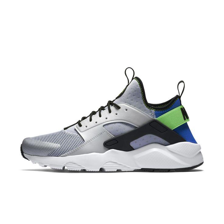 Nike Air Huarache Ultra Men's Shoe Size 6.5 (Blue) - Clearance Sale