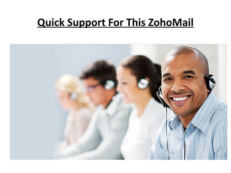 Zoho Customer Service