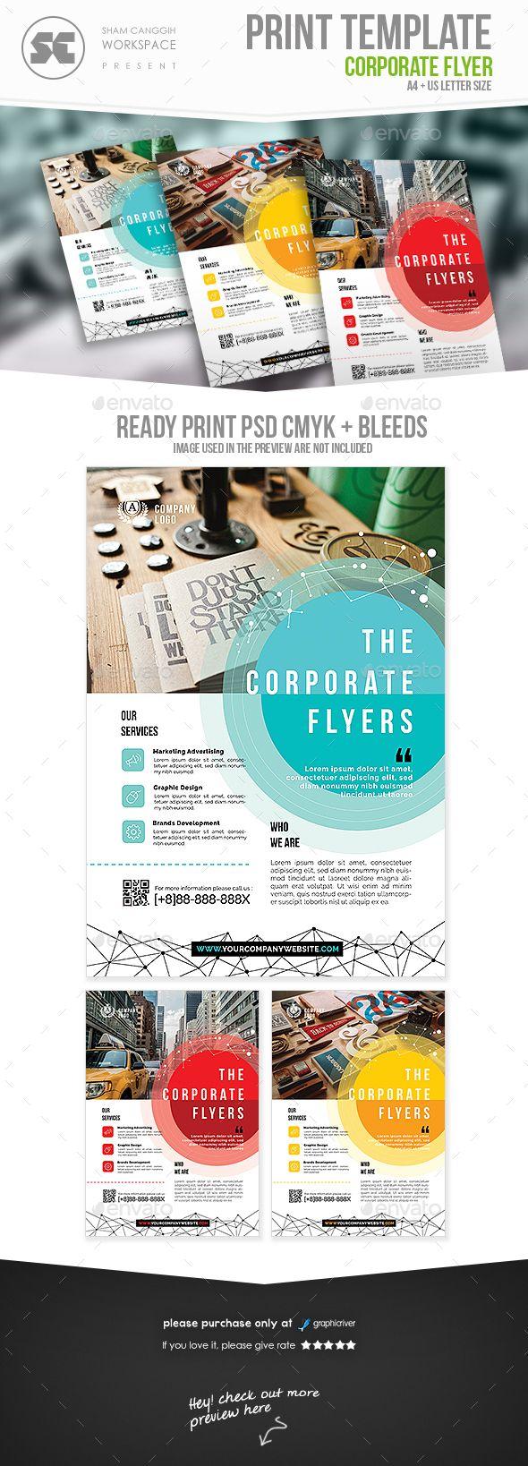 17 best ideas about flyer design graphic design corporate flyer