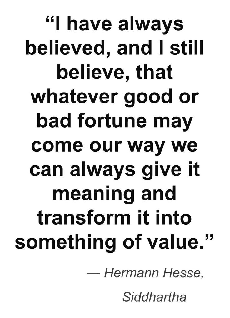 Transform it into something of VALUE