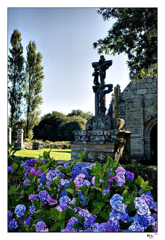 Symboles de Bretagne - Moelan-sur-Mer, Bretagne