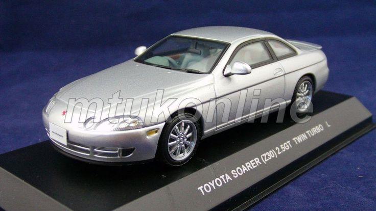KYOSHO 2007 | TOYOTA SOARER Z30 2.5 GT TWIN TURBO L 1991 | 1/43 | ORIGINAL