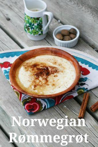 Norwegian Rommegrot Recipe on Yummly. @yummly #recipe