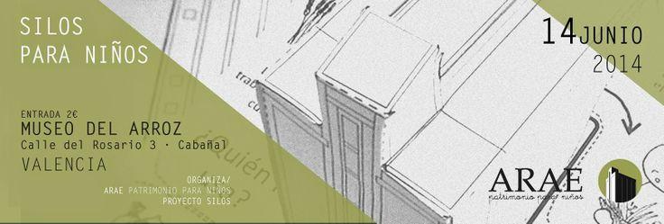 "Patrimonio Industrial Arquitectónico: Taller ""Silos para niños"", Valencia"