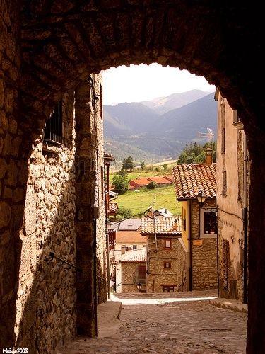 Bellver de Cerdanya, Cerdanya, Cataluña