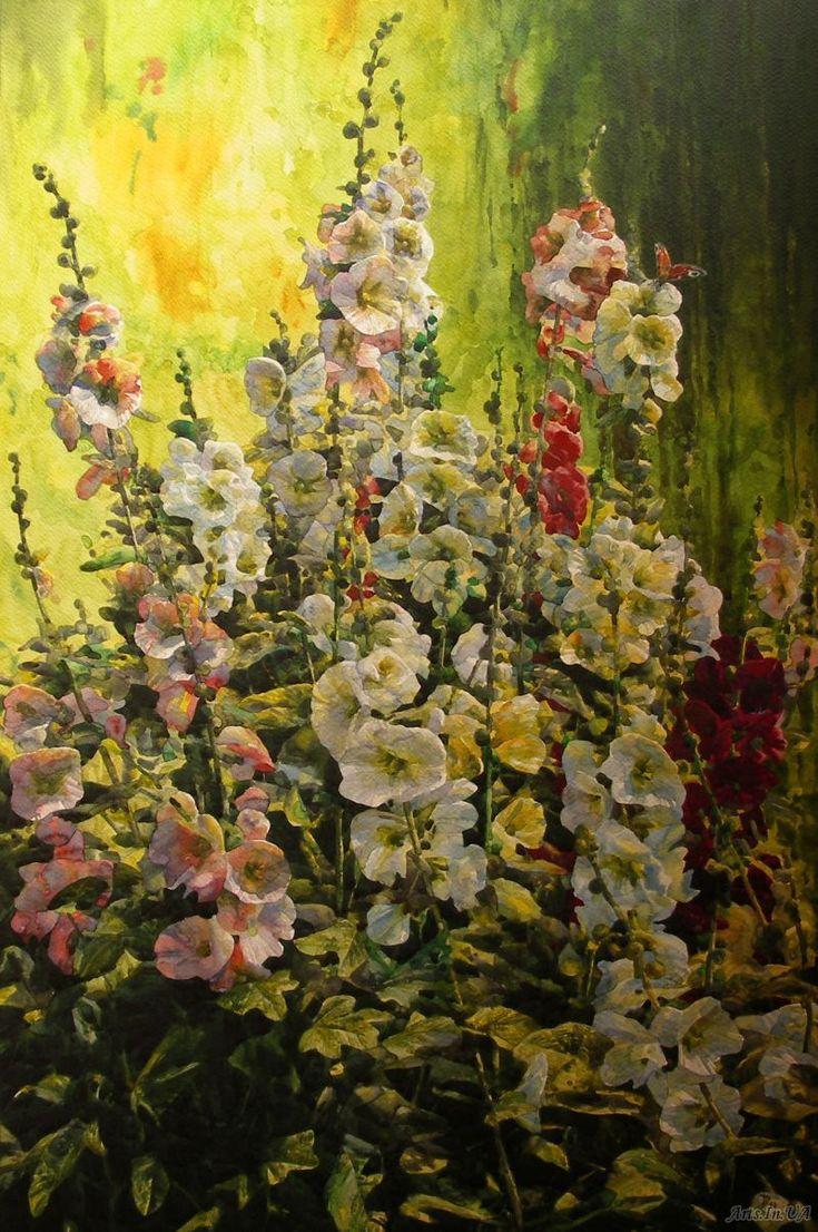 Родзин Дмитрий - Июльские цветы