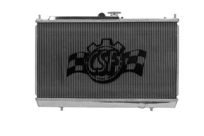 CSF Performance Radiator; 2 Row Design MITSUBISHI LANCER