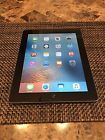 Apple iPad 2nd Gen 16GB Wi-Fi  3G AT&T 9.7in Black Great Condition