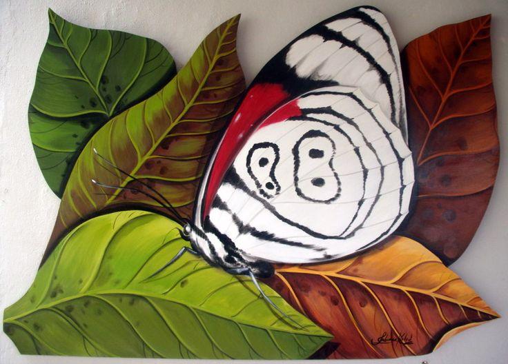 Pintura madeira