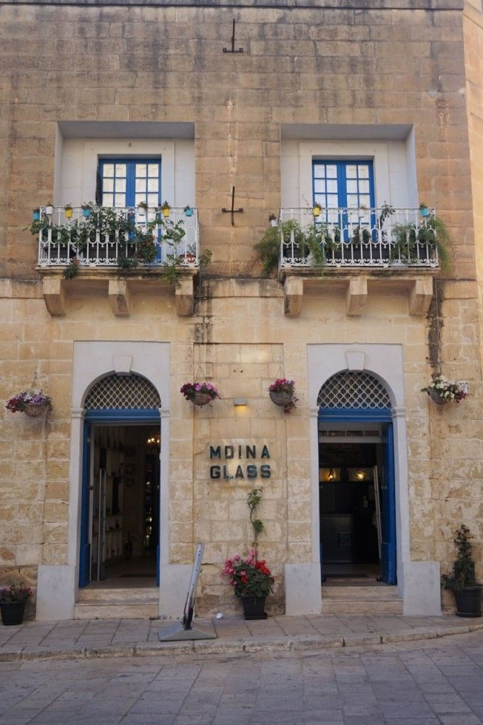 Malta, Mdina, Glass, travel, trip, love