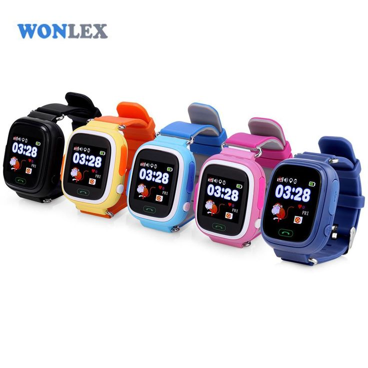 Kids GPS Watch MTK2503 Touch Screen Child Google Map SOS Button Watch for Child LBS/GPS/WIFI Locator