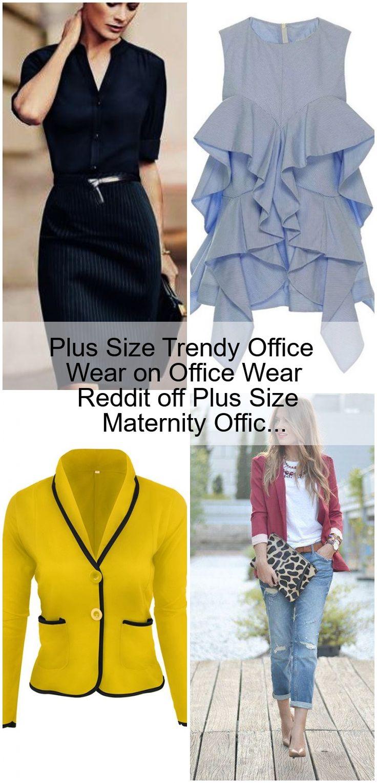 Plus Size Trendy Office Wear on Office Wear Reddit off
