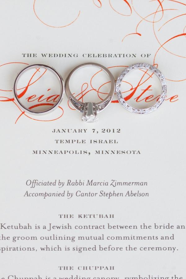 Temple israel boston wedding invitations
