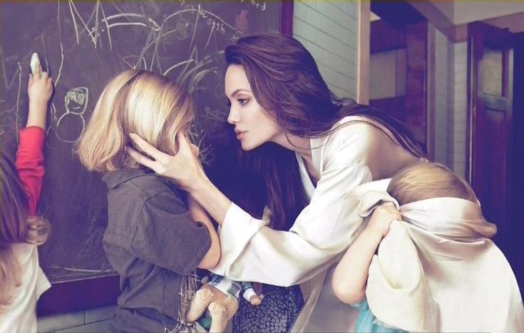 Angelina Jolie  and her current astro durint/after double masectomy.