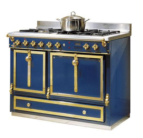 Cuisini re piano de cuisson godin mixte l 39 exquise 032435 saphir piano - Cuisiniere piano godin ...