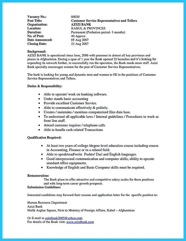 Sample Personal Banker Resume Personal Banker Resume Example