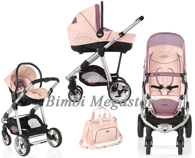 Trio ovo car 2013 premium collection rosa 0mesi