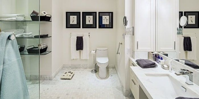 Before you start your remodel project, Either way, the decorating decisions you make in this room need to take safety into consideration. Thousands of people are injured in bathroom accidents each year.