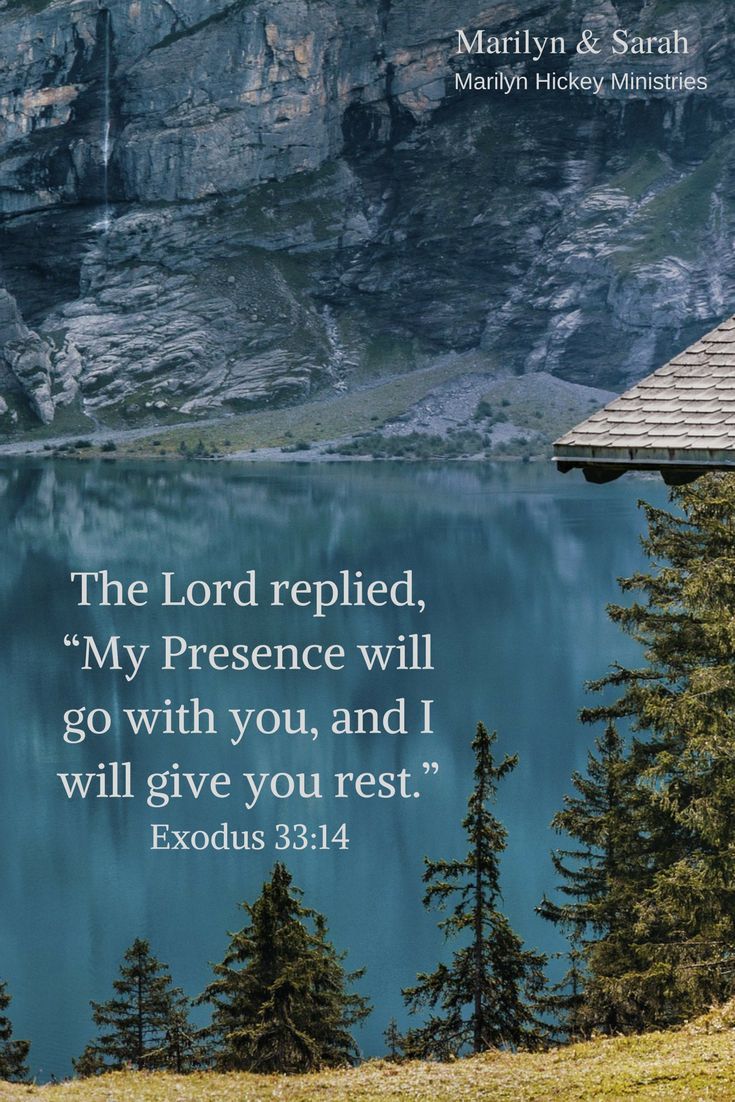Your Presence Lord........