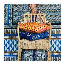 IKEA - JASSA, Fauteuil, Handgemaakt door vakbekwame ambachtsman-/vrouw, waardoor elk product uniek is.Behandeld met blanke lak, waardoor er natuurlijke kleurvariaties ontstaan en het meubel in de loop der jaren steeds mooier wordt.Meubels van natuurvezels zijn lichtgewicht, maar ook stevig en duurzaam.