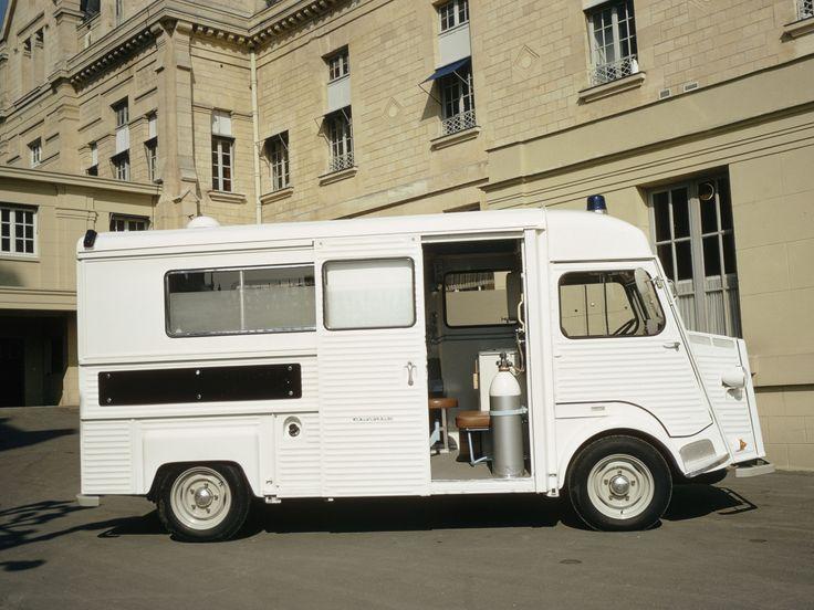 Tub Citroën Type HY Ambulance