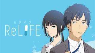 ReLIFE Anime to Star Kensho Ono and Ai Kayano