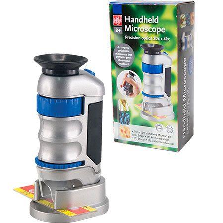 Edu-Toys Handheld Microscope by Elenco Electronics, Inc. - $10.95