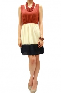 Tri-color block...must have item!    www.shopatnoona.com