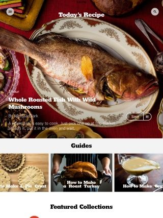 NYT Cooking - Recipes from The New York Times | Pttrns