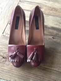 Available @ TrendTrunk.com Ann Taylor Heels. By Ann Taylor. Only $32.00!