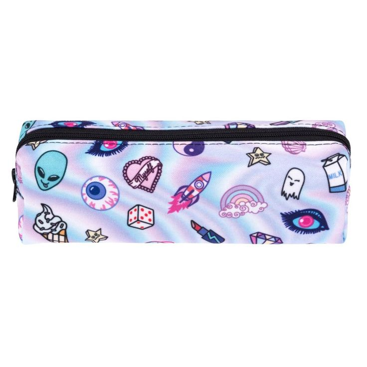 "Graphique - ""I Lost My Heart To A Starship Trooper"" Pencil Case - £4.99"