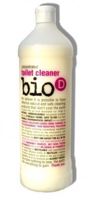 Bio-D Οικολογικό Βιοδιασπώμενο Συμπυκνωμένο Καθαριστικό Τουαλέτας 1LT