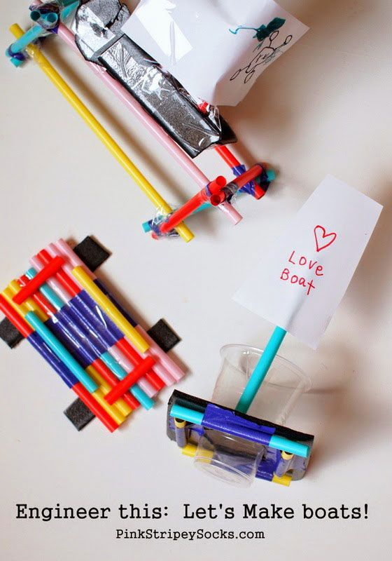 12 DIY Engineering projects for kids
