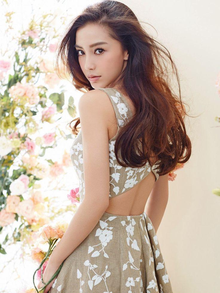 """アジアでなりたい顔No.1の""""アンジェラ・ベイビー""""の美しさとスタイルの秘密"""