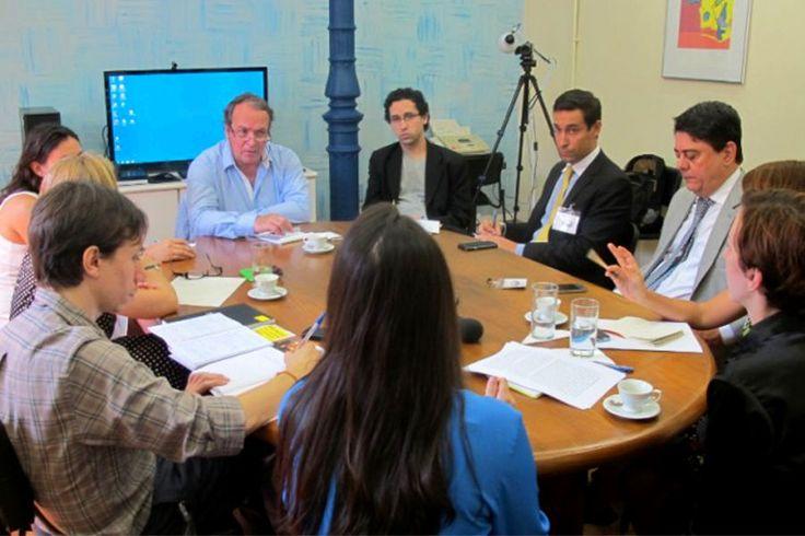 ONU e sociedade civil discutem direitos humanos no Brasil | #Brasil, #DireitosHumanos, #OAB, #ONU, #Protesto, #RioDeJaneiro