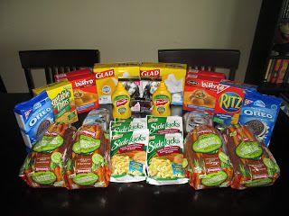 Walmart Shopping Trip ~ July 3, 2013  Total Regular Price $109.96  Total Paid $10.76 ~ 90% Savings