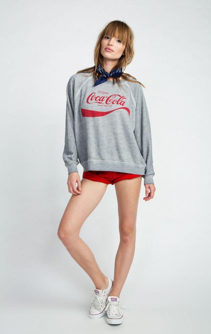 Wildfox Couture Coca-Cola Kim's Sweater